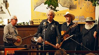 The Good Brothers - The Good Brothers with Lou Moore on double bass in Kaufbeuren, Germany