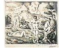 The Large Bathers (Les Baigneurs) MET cezanne bathers large plate 1896-1897 D.jpg