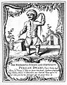 The Life of John Hunter; male Persian dwarf. Wellcome L0005221.jpg