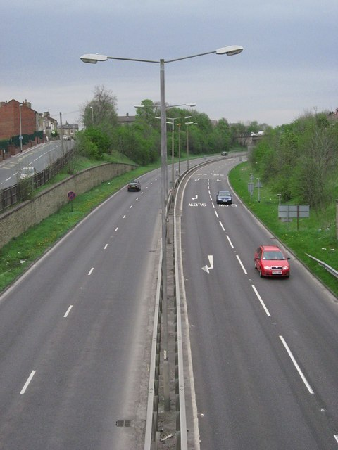The Mad Mile - geograph.org.uk - 409966