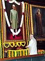 The Prime Minister, Shri Narendra Modi paying floral tributes to the former Prime Minister of India, Shri Morarji Desai, on the occasion of his birth anniversary, in New Delhi on February 28, 2018.jpg