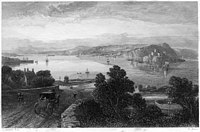 The Queensferry, from the South East engraving by William Miller after C Stanfield.jpg