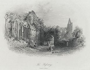 The Refectory, Tintern Abbey