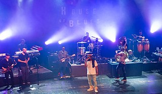 The Roots American hip hop band from Pennsylvania