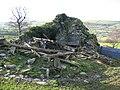The Ruined Pen-y-bryn Farmhouse - geograph.org.uk - 354477.jpg