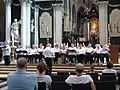 The Saint Nicholas Singers (from Liverpool), in Sint-Baafskathedraal.103 - Gent.jpg