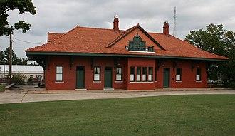 Elberton, Georgia - Elberton Depot