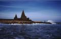 The Shore Temple, Mahabalipuram.png