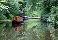 The Shropshire Union Canal north of Norbury, Staffordshire - geograph.org.uk - 1321840.jpg