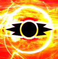The Sith Order Emblem - Fiery Eye v66 - Created by the sloth monkey.png