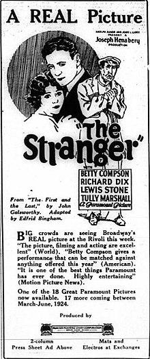 Незнакомец (1924) - 1.jpg