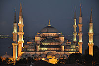 The Sultan Ahmed Mosque (Blue Mosque) (8290130241).jpg