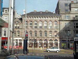 Tivoli Theatre, Aberdeen - The Tivoil, Guild St, Aberdeen, Scotland