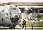 The U.S., Japan and Austalia bring C-130s together for Operation Christmas Drop 161207-F-RA202-437.jpg