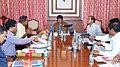 The Union Minister for Tribal Affairs, Shri Jual Oram at a meeting to discus Maharashtra Tribal Sub-Plan, in Mumbai on February 07, 2015.jpg