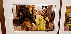 The War in Iraq, Near Basra, Iraq, 2003 (Display).jpg