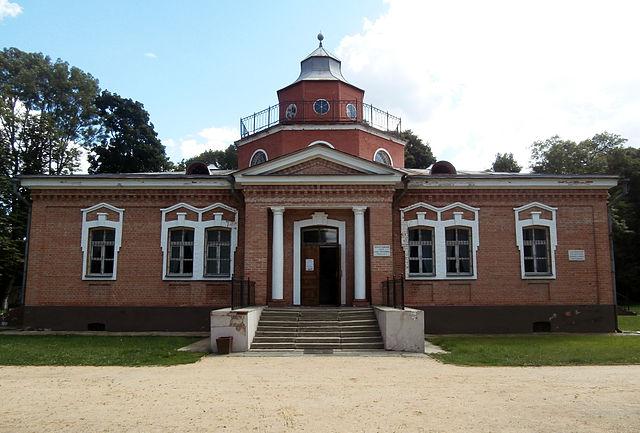 Дом-музей А.К.Толстого в имении Красный Рог