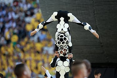 The opening ceremony of the FIFA World Cup 2014 32.jpg
