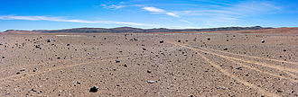 Cherenkov Telescope Array - Southern array site near Paranal Observatory in Chile.