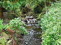 The stream in Wells Walk, Ilkley (2483651491).jpg