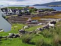 The tiny settlement of Ard-dhubh, Applecross peninsula. - panoramio.jpg