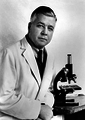 "Thomas Milton Rivers, Director of Rockefeller Institute, ""Father of Modern Virology""  (1909C)"
