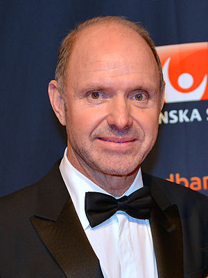 Thomas Ravelli - Ravelli in 2014