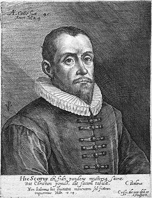 Thomas Scott (preacher) - Thomas Scott (Crispijn de Passe (I), 1624)