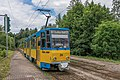 Thuringia asv2020-07 Thüringerwaldbahn in Friedrichroda img2.jpg