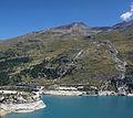 Tignes Dam and mountain.jpg