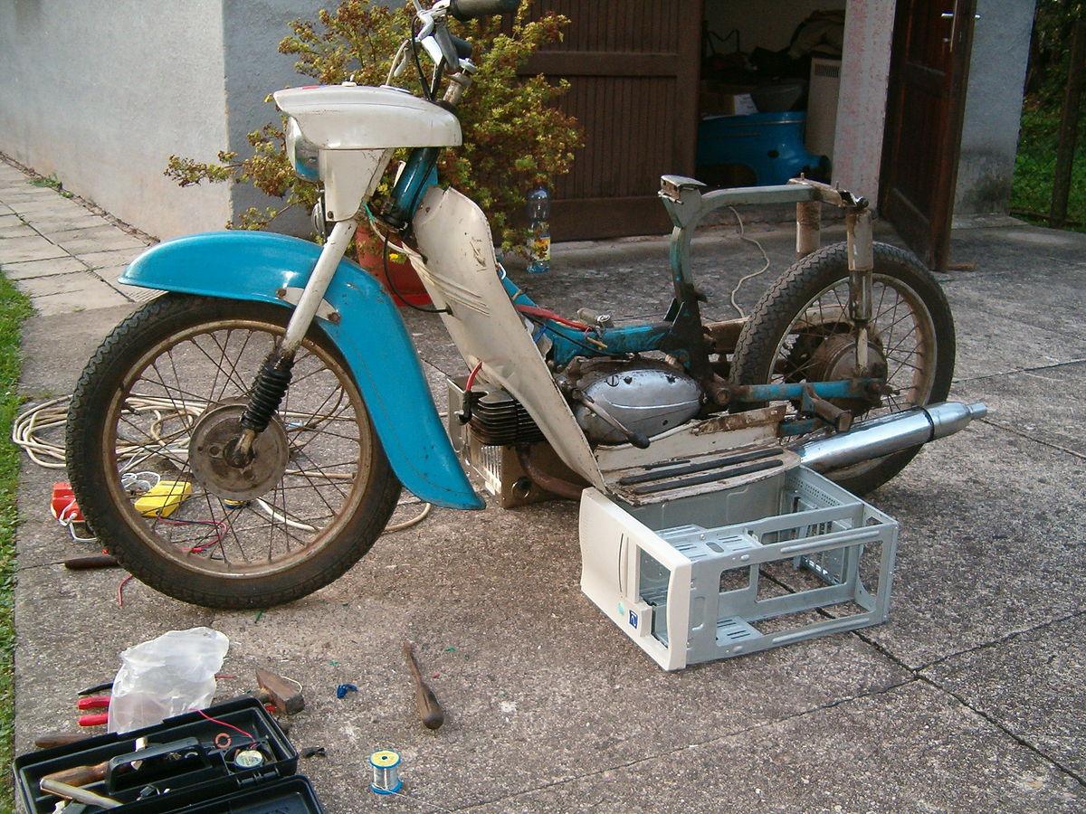 Pionýr (motocykl) – Wikipedie