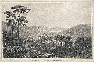 Tintern Abbey, Monmouth