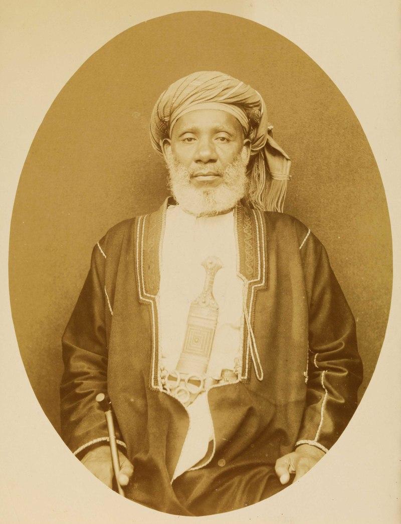 Hamed ben Mohammed el-Murjebi chiamato Tippo Tip