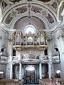 Toblach - Pfarrkirche - Orgelempore.jpg