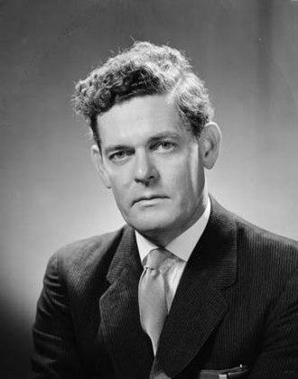 Tom Hughes (Australian politician) - Hughes in 1964.