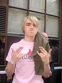 Tom Fletcher flickr.JPG