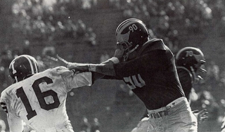 Tom Stincic American football player, linebacker