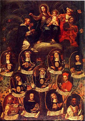 11 clerical members of Tommasi di Lampedusa family