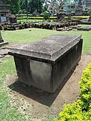 Tomb Of Charles Robert Kiernander 1787-1834 - Dutch Cemetery - Chinsurah - Hooghly 20170514102349.jpg