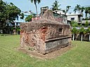 Tomb Of Joseph Henry Fuller 1836-1853 And Margaret Adelheid Fuller 1840-1846 - Dutch Cemetery - Chinsurah - Hooghly 20170514085615.jpg
