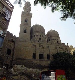 Tomb of Salar and Sangar-al-Gawli