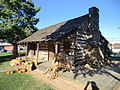 Torian Log Cabin in Grapevine, TX, Oct 2012.jpg