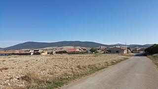 Torralbilla Place in Aragon, Spain