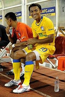Totchtawan Sripan Thai footballer