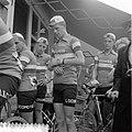 Tour de France , in Charleroi, de Nederlandse ploeg. Nederlandse ploeg, Bestanddeelnr 908-7401.jpg