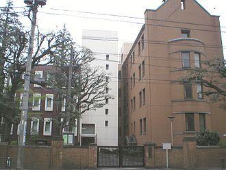 Tōyō Bunko - The old Toyo Bunko building