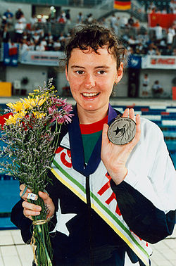 Tracey Cross silver medal 50m free.jpg