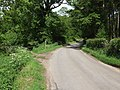 Track leading off Jay's Hill Road - geograph.org.uk - 439878.jpg