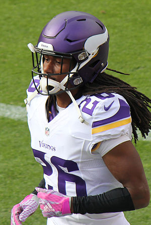 Trae Waynes - Waynes with the Minnesota Vikings in 2015