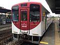 Train of Heisei Chikuho Railway Itoda Line in Tagawa-Gotoji Station.JPG